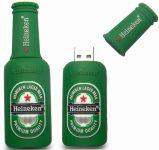 Bottle Heineken Shape Fancy Pen Drive 16GB
