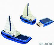 Boat Shape Fancy Pen Drive 16GB (with Manufacturer Warranty)