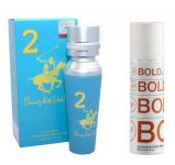 Beverly Hills Polo Club No 2 Perfume Edp W2 Bold Noise Deodorant