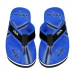 Altek Stylish Blue Flip Flop For Men (code - Foot_fl_1432_blue_p100)