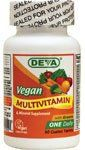 Vegan Multivitamin & Mineral One Daily 90 Tabs