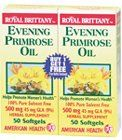 American Health Dietary Fiber Supplements, Royal Brittany Evening Primrose Oil, 200 Count