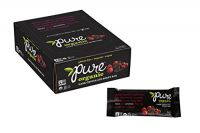 Pure Bar Dark Chocolate Berry Bars, 1.7 Ounce Bars(pack Of 12)