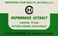 "Asparagus Extract Tea By Chi""s Enterprise (30 Bags)"