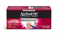Airborne Immune Support Supplement - Very Berry - 36 Effervescent Tablets