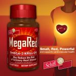 Schiff Megared Omega-3 Krill Oil 300 Mg, 90 Softgels Each (pack Of 2)