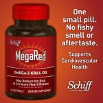 Megared Krill Oil Soft Gel, 180 Count