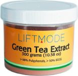 Green Tea Extract - 300 Grams (10.58 Oz) - 98+% Polyphenols / 50+% Egcg - Fba