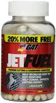 Gat Jetfuel, Cutting & Hardening Compound, 144 Liqui-caps/48 Servings