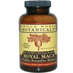 Whole World Botanicals - Organic Royal Maca 180 - Botanicals Herbs