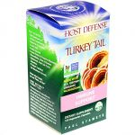 Host Defense Turkey Tail Capsules, Immune Support, 120 Count