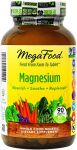 Megafood Magnesium Tablets, 90 Count