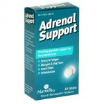 Natra-bio Homeopathic Adrenal Support Tablets 60 Tablets