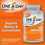 "One A Day Women""s 50 Advantage - 150 Tablets"