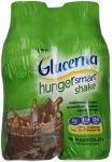 Glucerna Hunger Smart Shake, Rich Chocolate, 11.5 Fl. Oz., 4 Count