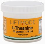 L-theanine - 50 Grams (1.76 Oz) - 99+% Pure - Fblm
