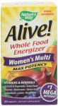 "Nature""s Way Alive! Women""s Multi Maximum Potency, 90 Tablets"