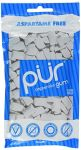 Pur Gum Peppermint Aspartame Free, 57 Pieces (2.8 Ounce Bag)