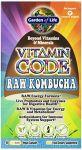 Garden Of Life Vitamin Code Raw Kombucha, 60 Capsules