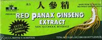 Red Panax Ginseng Extract 6 Boxes 180 Bottles 6000mg(30 Bottles In Each Box)