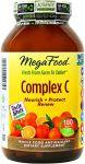 Megafood Complex C Tablets, 180 Count