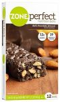 Zoneperfect, Dark Chocolate Almond, 1.58-ounce Bars (pack Of 12)