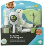 Safety 1st 1st Complete Grooming Kit, Spring Green