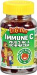 "L""il Critters Gummy Immune C Plus Zinc & Echinacea, Dietary Supplement For Kids, 60-count Bottles (pack Of 4)"