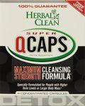 Herbal Clean Super Quick Caps 4 Capsules