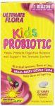 Renew Life Ultimate Flora Kids Probiotic Chewable Tablets, 30 Count