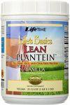 """Life""""s Basics Lean Plantein Plant Protein (vanilla) Lifetime 21.12 Oz Powder"""