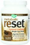 "Nature""s Way Metabolic Reset, Chocolate, 630g"