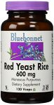 Bluebonnet Red Yeast Rice 600 Mg - 120 Vcaps
