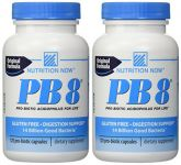Nutrition Now - Pb 8 Pro-biotic Acidophilus - 120 Capsules (pack Of 2)