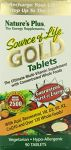 """Nature""""s Plus - Source Of Life Gold Tablets 90"""