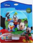 Disney Mickey Mouse & Friends Night Light Assorted Styles