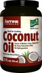 Jarrow Formulas Coconut Oil 100% Organic, 908 Grams