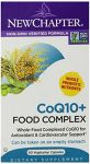 New Chapter Coq 10+ Food Complex, 60 Vegetarian Capsules