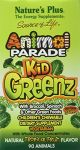 "Nature""s Plus - Childrens - Animal Parade Kidgreenz 90"