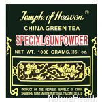 China Green Tea Special Gunpowder 1 Kilo (1000grams Or 35.27 Oz) Guaranteed Authenticity