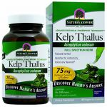 "Nature""s Answer Kelp Thallus, 100-count"