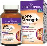 New Chapter Bone Strength Take Care, Calcium - 120 Ct (40 Day Supply)