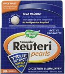 "Nature""s Way, Primadophilus Reuteri Pearls - 60 Ct"