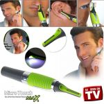 Micro Touch Max Personal Ear Nose Neck Eyebrow Hair Trimmer Remover