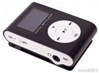 Vizio Vmp3m-06 8 GB MP3 Player (black)