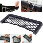 Aeoss Universal Storage Bag Box Car Seat Side Back Net Phone Holder Pocket Organizer