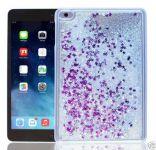 Aeoss 3d Liquid Case For Apple Ipad Mini Creative Design Bling Glitter Shiny Quicksand