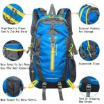 Aeoss Outdoor Travel School College Backpack Bag