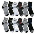 Cotton Ankle Socks Suitable For Both Formal
