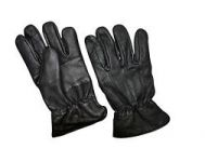 Pair Of Pure Leather Gloves